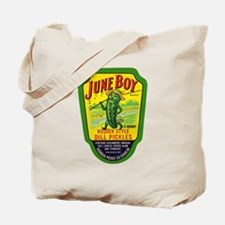 June Boy Pickles Tote Bag