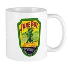 June Boy Pickles Mug