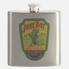 June Boy Pickles Flask