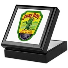 June Boy Pickles Keepsake Box
