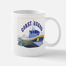 Coastie Wife Cutter Mug