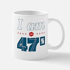 I Am the 47% Mug