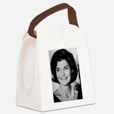 Jackie Kennedy Canvas Lunch Bag