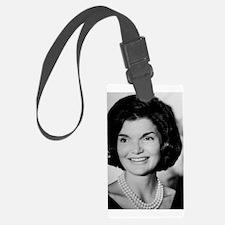 Jackie Kennedy Luggage Tag