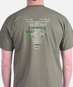 2006 Freedom Rally Colored T-Shirt