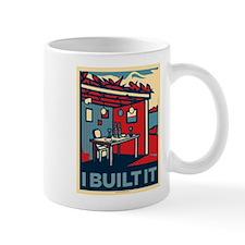 i built it Mug
