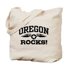Oregon Rocks Tote Bag