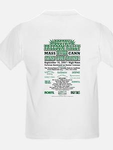 2007 Boston Freedom Rally T-Shirt