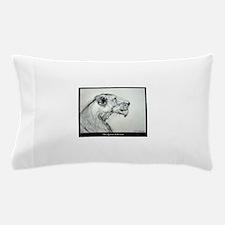Lion! Wildlife art! Pillow Case