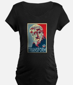 Transform - Wolfman for President 2012 T-Shirt
