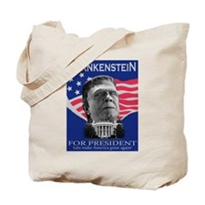 Frankenstein in 2012 Tote Bag