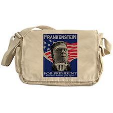 Frankenstein in 2012 Messenger Bag