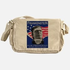 Frankenstein in 2012 Messenger Bag