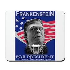 Frankenstein in 2012 Mousepad
