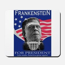 Frankenstein in 2012 Mousepad