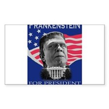 Frankenstein in 2012 Decal
