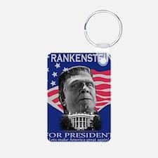 Frankenstein in 2012 Aluminum Photo Keychain