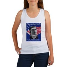 Frankenstein in 2012 Women's Tank Top