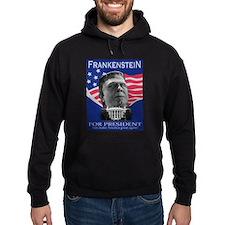 Frankenstein in 2012 Hoodie