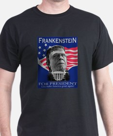 Frankenstein in 2012 T-Shirt