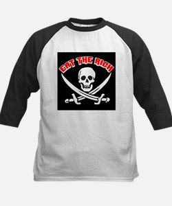 Jolly Roger: Eat The Rich! Tee