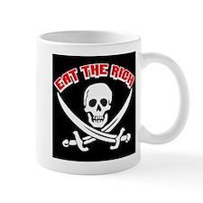 Jolly Roger: Eat The Rich! Mug