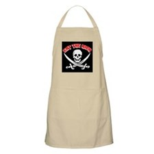 Jolly Roger: Eat The Rich! Apron