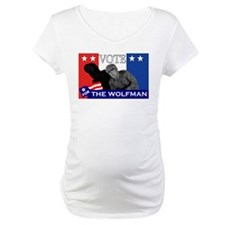 Vote for the Wolfman! Shirt