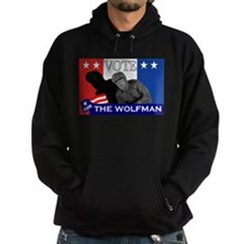 Vote for the Wolfman! Hoody