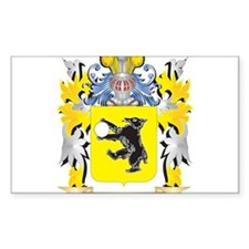 Conway Coat of Arms Sticky Notes