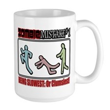 Zombie Mistake Slow Clumsy Mug