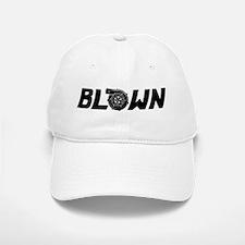 Blown Baseball Baseball Cap