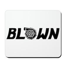 Blown Mousepad