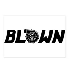 Blown Postcards (Package of 8)