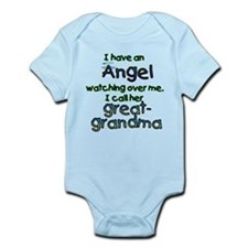 I HAVE AN ANGELGREAT.png Onesie