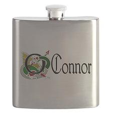 O'Connor Celtic Dragon Flask