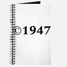 1947 Journal