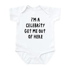 I'M A CELEBRITY... Baby creeper