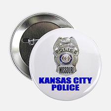 Kansas City Police Button