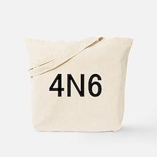4N6 Tote Bag