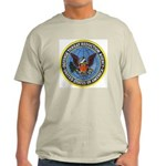 Defense Threat Reduction Ash Grey T-Shirt