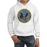 Defense Threat Reduction Hooded Sweatshirt