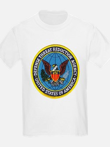 Defense Threat Reduction Kids T-Shirt