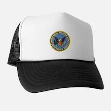 Defense Threat Reduction Trucker Hat