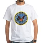 Defense Threat Reduction White T-Shirt