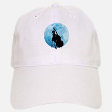 Under The Moonlight Baseball Baseball Cap