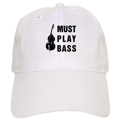 Must Play Bass Cap