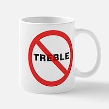 No Treble Mug