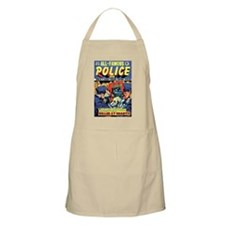 All-Famous Police Cases #7 Apron