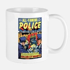 All-Famous Police Cases #7 Mug